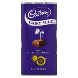 CADBURY CHOCKLATE BAR